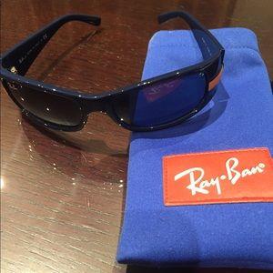 Kids Ray Bans sporty sunglasses